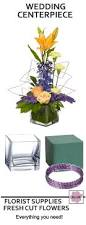 Dollar Store Vase Centerpiece Wedding Flower Centerpiece Cube Vase Design