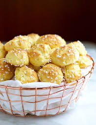 homemade chouquettes french pastry sugar puffs recipe best