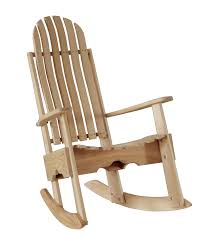 Wooden Rocking Chairs by Amazon Com Cypress Rocking Chair Rocker Contoured Seat And