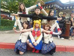 arci munoz as sailor moon for halloween the fanboy seo
