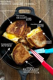 How To Make Grilled Cheese In Toaster Cast Iron Skillet Grilled Cheese Marla Meridith