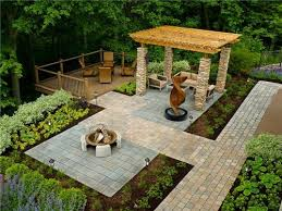 Backyard Ideas For You To Get Relax Backyard Landscaping And - Backyard design ideas pictures