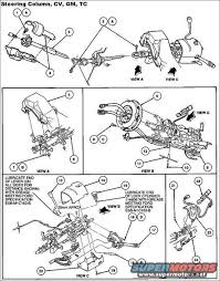 1994 ford crown victoria steering column picture supermotors net