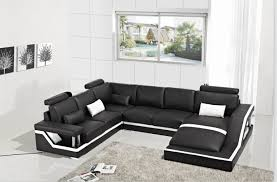 Cheap Large Corner Sofas 20 Inspirations Of Large Black Leather Corner Sofas