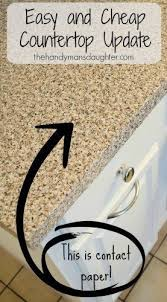 How To Paint Faux Granite - best 25 contact paper countertop ideas on pinterest diy contact