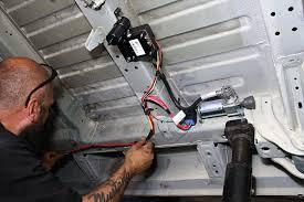 nissan armada air suspension relay air lift loadlifter 5000 install on a ram promaster van