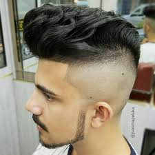 is there another word for pompadour hairstyle as my hairdresser dont no what it is 27 fade haircuts for men skin fade pompadour high skin fade and