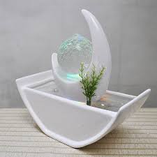 simple modern ceramic water ornaments creative home