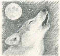 wolf howling at moon by pheonix2and2 on deviantart