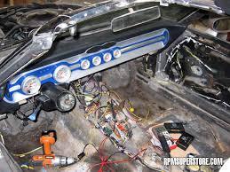 custom c3 corvette dash rpmsuperstore com richmond s 1 auto salon 800 997 8468