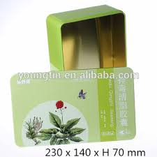 wholesale high quality empty cookies biscuits packaging gift metal