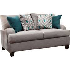 Love Seat Sofa Sleeper by Loose Back Sofas You U0027ll Love Wayfair