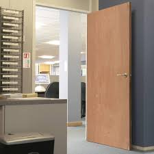 interior plywood door 1 2 hour fire rated flush plywood fire door
