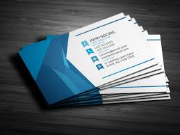 modern abstract business cards business card templates