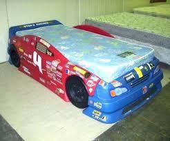 Cars Bunk Beds Toddler Car Bed With Lights Or Race Car Bunk Beds Medium Size Of