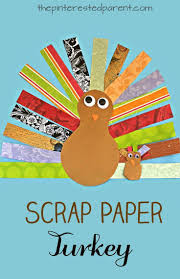 this is a great cutting skills activity and craft scrap paper