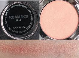 makeup geek romance swatches review