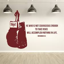 online get cheap wall sticker quote sport aliexpress muhammad ali famous who not courageous quotes wall stickers home decor decorate living room
