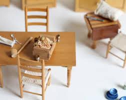 kitchen dollhouse furniture dollhouse kitchen etsy