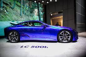 lexus hybrid coupe lexus lc500h proves hybrids can be stunning autoguide com news