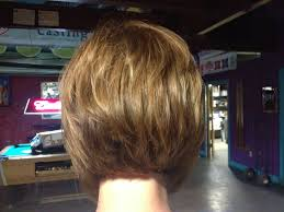 short stacked angled bob haircut 17 best ideas about stacked