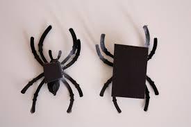 halloween magnetic spiders