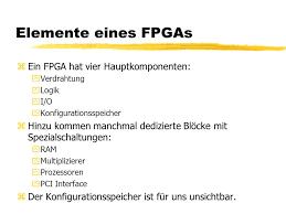 praktikum architektur fpga praktikum ws2000 woche fpga architektur simulationsskripte