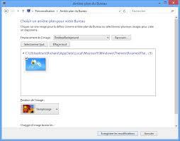 changer l image du bureau module 2 le système d exploitation windows 8 1 1 9 2 l arrière