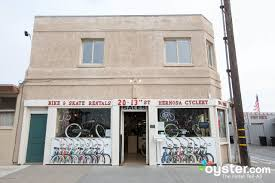 bike and skate rental at the beach house at hermosa beach oyster com