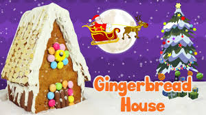 how to make a gingerbread house quick and easy gingerbread house