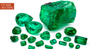 Emerald Rare Emeralds Discovered In 400 Year Old Shipwreck To Be Sold At