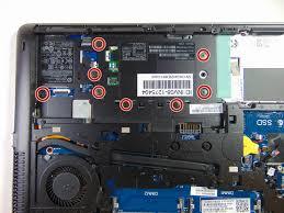 hp laptop fan repair hp elitebook 840 g1 heatsink and fan replacement ifixit