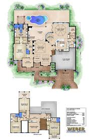 2 Floor House Plans Two Story House Plans With Photos Contemporary Waterfront