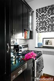 Pictures Of Kitchens With Black Cabinets 25 Best Small Kitchen Design Ideas Decorating Solutions For