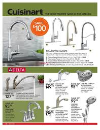 Kitchen Faucets Canadian Tire Canadian Tire Big Brands Catalogue October 21 To November 10