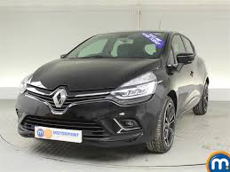 old renault clio used renault clio black for sale motors co uk
