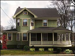 green exterior paint schemes proposal for a new paint color