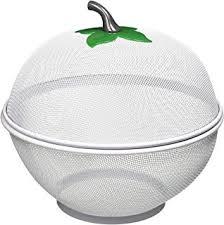 dipped fruit baskets apple fruit basket home kitchen