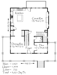 Wine Cellar Floor Plans by Craftsman Style House Plan 3 Beds 2 50 Baths 3621 Sq Ft Plan 509 35