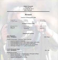photography resume template best dissertation writers layout fast and cheap make your writing