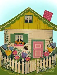 home design center honolulu white picket fence house cartoon a little house on the green with