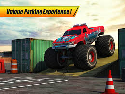 monster truck racing games 3d monster truck parking 3d android apps on google play