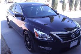 nissan altima 2018 black 2016 nissan altima with black rims maximum altimatum 5 reasons