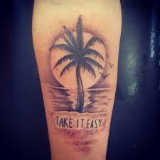 palm tree tattoos palm tree tattoos palm and