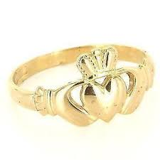 friendship rings meaning claddagh ring ebay