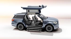 range rover concept 2017 nyias lincoln navigator concept u2013 quiet luxury with 30 speakers