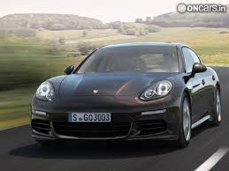 porsche panamera 2013 price 2014 porsche panamera launched in india with prices starting at rs
