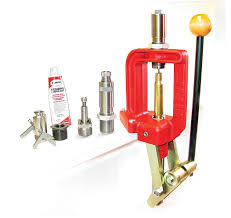 amazon com lee precision classic cast 50 bmg press kit red