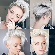 Short Hairstyle Trends Of 2016 | light blonde hairstyle ideas for short hair short hairstyles trends