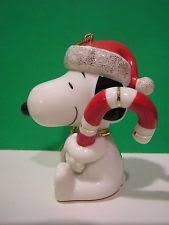 lenox snoopy ornaments ebay